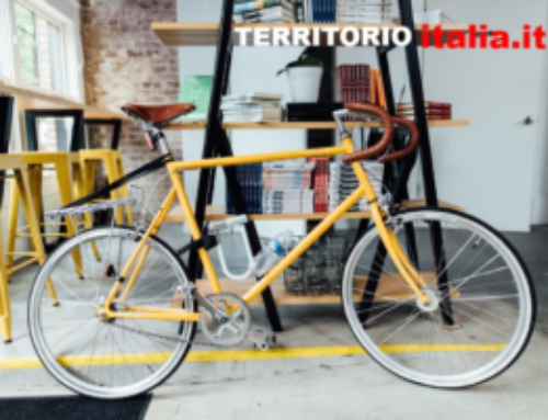 La bici: tenerla in casa senza ingombro