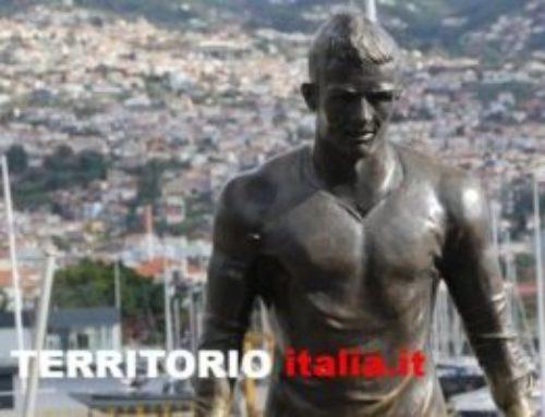 Cristiano Ronaldo ha trovato casa a Torino
