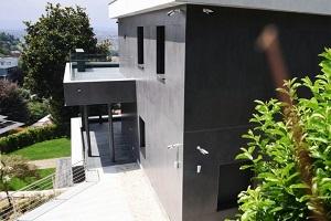 Casa di Cristiano Ronaldo a Torino (Fonte Meteo Web)